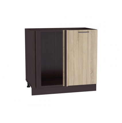 Шкаф нижний 98 см угловой