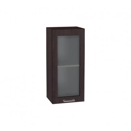 Шкаф верхний с витриной 30 см
