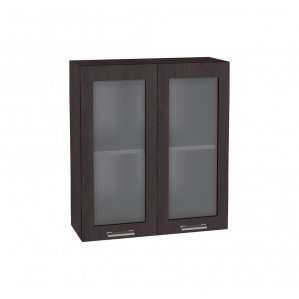 Шкаф верхний с витриной 60 см