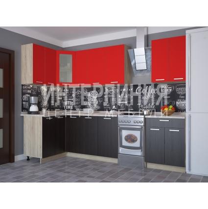 1. Кухня МИЛА 2,9х1,2м