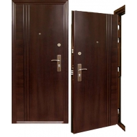 """Дверь металлическая """"603""""/ 960х2050 (Правая)"""