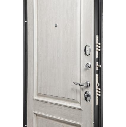 """Дверь металлическая """"Прайм-55.12"""" Nordic Oak"""