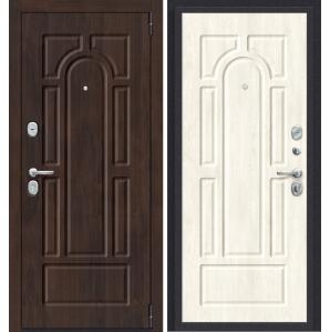 """Дверь металлическая """"Прайм-55.55"""" Nordic Oak"""