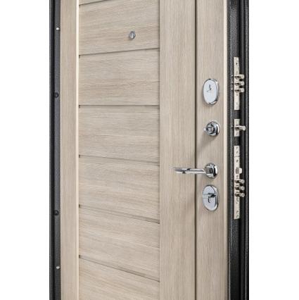 """Дверь металлическая Groff """"Техно-29 Капучино"""""""