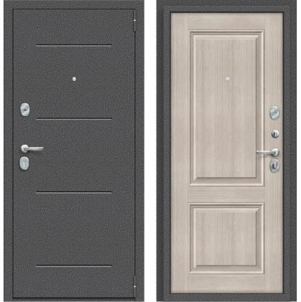 """Дверь металлическая Groff """"Техно-32 Капучино"""""""