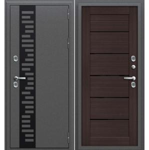 Дверь металлическая С ТЕРМОРАЗРЫВОМ GROFF Termo-222 Wenge