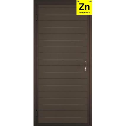Дверь входная МИЛЛЕНИУМ| Цинк