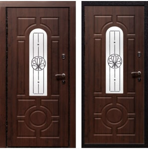 """Дверь металлическая """"Лилия"""""""