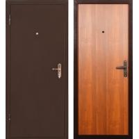 Входная дверь СПЕЦ (Медь/ Итальянский орех)
