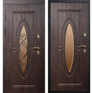 """Дверь металлическая """"Модель 24"""""""