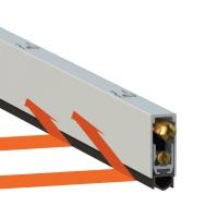 Автоматический порог 800 для дверей до 800 мм.