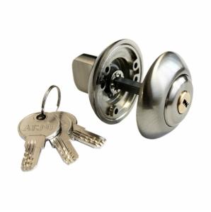 Завертка-ключ Е9 SN Хром (круг)