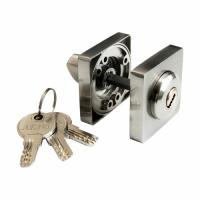 Завертка-ключ Е7 SN Хром (квадрат)
