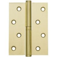 Дверная петля А031 (SB Золото) Съемная