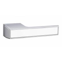 Ручка Атлас A78 Мат. Хром/White