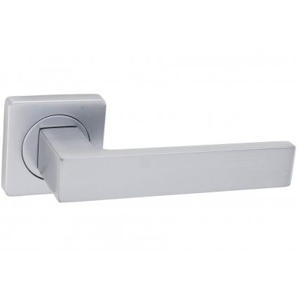 Дверная ручка V41L-2 AL Алюминий
