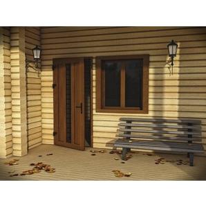Дверь входная ПВХ М4
