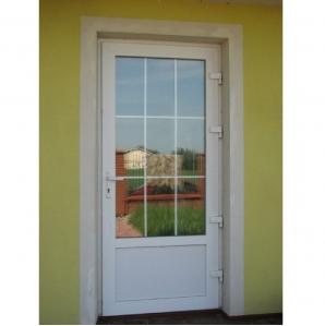 Дверь входная ПВХ М3